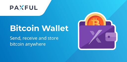 PAXFUL - bitcoin Wallet