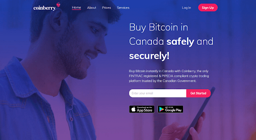 Coinberry review